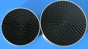 Metallic Catalytic Converter Substrate Honeycomb Metal pictures & photos