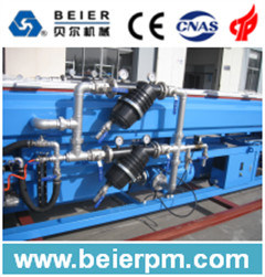Plastic PE/PP/HDPE/PP-R Pipe/Tube High Speed Extrusion/Extruder Production Machine Line pictures & photos