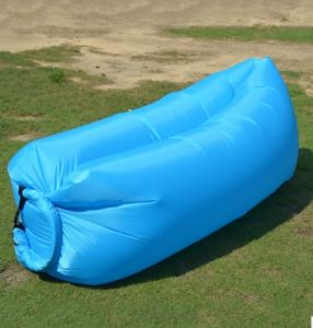 Hangout Air Filling Air Sleeping Bag/ Sleeping Air Bag (A0040) pictures & photos