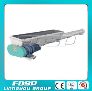 Horizontal Screw Conveyor for Conveyoring Grain or Powder Materials pictures & photos