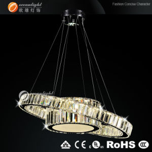 Modern Decorative Crystal Made in Guzhen Pendant Light Om88174 pictures & photos