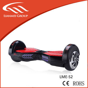 2 Wheels Electrical Scooter Balance Scooter with LED Lighting pictures & photos