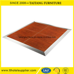 Porable Teak Wooden Dance Floor Material pictures & photos
