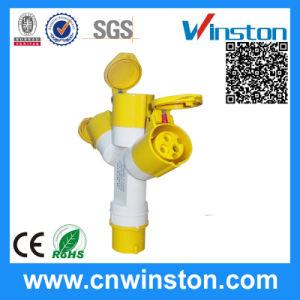 1013-4 Cee/IEC International Standard Multi-Function Socket pictures & photos