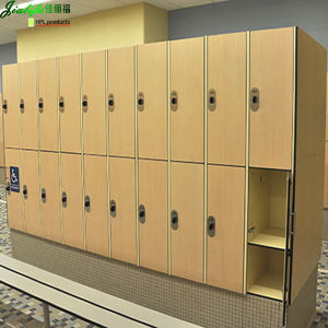 Waterproof Phenolic Resin Panel Gym Lockers pictures & photos