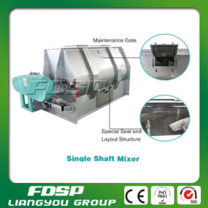 Paddle Mixer for Organic Fertilizer pictures & photos