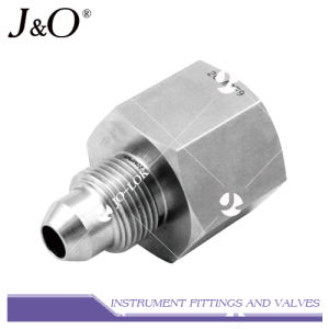 Stainless Steel Forged High Performance Female Tube Adapter Pipe Fitting pictures & photos