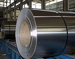 Stainless Steel Coil 201 Grade Ba Both Sides Polished 0.3X510mm pictures & photos