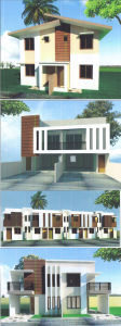 Anti-Seismic Elegant Housing Steel Structure pictures & photos
