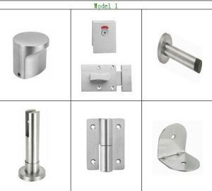 fumeihua compact laminate cubicle toilet partition hardware - Bathroom Partition Hardware