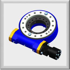 """Ss09-Aoa 9"""" Advanced Waterproof Enclosed Housing Slewing Drive"""