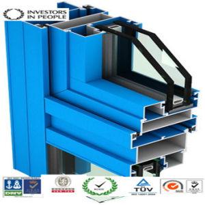 Aluminum/Aluminum Extrusion Profile of Building pictures & photos