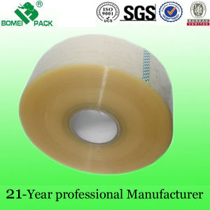 Sticky Hot Melt BOPP Packing Tape (KD-0362) pictures & photos