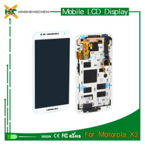 Wholesale LCD Touch Screen for Motorola X2 LCD Display pictures & photos
