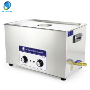 30L Ultrasonic Cleaner Machine Lab Ultrasonic Cleaning Bath Jp-100 pictures & photos