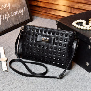 Ladies′ Sling Bag with One Handle pictures & photos