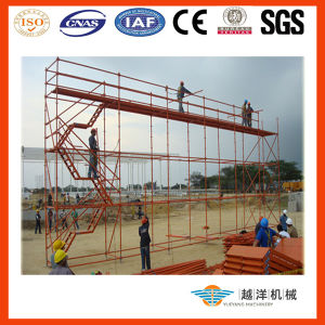 Ringlock Scaffolding System with Top Quality pictures & photos