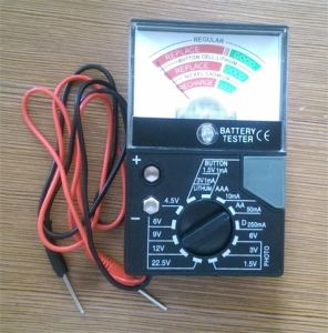 Hot Multiple Battery Tester Bt-1A with 13 Selector Dial Battery Tester
