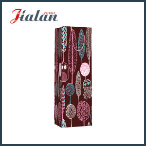 colorful Foil Handmade Bottle Design Gift Packing Bag pictures & photos