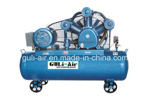 7.5kw/10HP Portable Configuration Oil-Free Piston Type Air Compressor pictures & photos