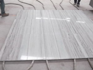 Beige Silver River Marble Slabs Marble Tiles for Wall Flooring Stairs pictures & photos