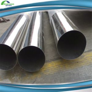 Factory Direct Sales ASME B 36.19m S32750 Stainless Steel Seamless Pipe pictures & photos