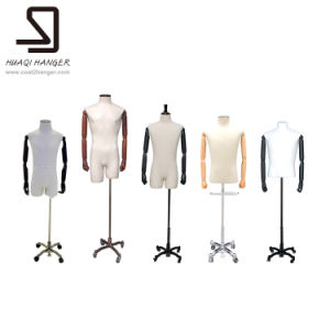 Male Mannequins for Display, Tailor Dummy, Upper Torso for Man pictures & photos