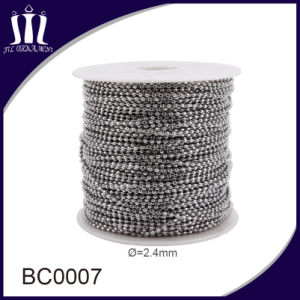 2.4mm Stainless Steel Small Metal Ball Chain Spool pictures & photos