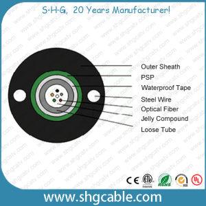 2-12 Fibers Unitube Outdoor Fiber Optic Cable (GYXTW) pictures & photos