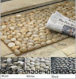 Yellow Besopke Entrance Door Mat for Home Decoration pictures & photos