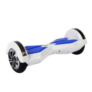 8 Inch Colorful Self Balancing Electric Scooter with LED Light and Bt Speaker pictures & photos