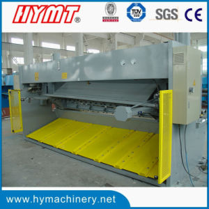 QC11Y-6X2500 Nc Control Hydraulic Guillotine Shearing machine & Cutting Machine pictures & photos