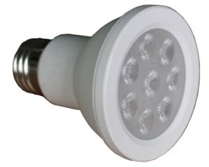 LED PAR20, 10W, 8PCS 1W EMC LED pictures & photos