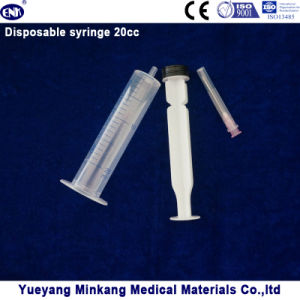 Disposable Syringe with Needle (20ml) pictures & photos