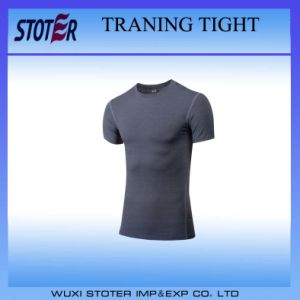 Men′s Sports Training Run Speed Spandex Workout Clothes Tight pictures & photos