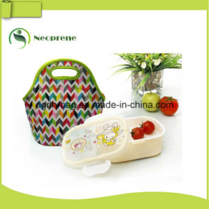 Promotional New Design Tote Cooler Neoprene Lunch Bag Handbags pictures & photos