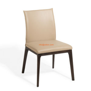 (SL-8100) Modern Hotel Restaurant Dining Furniture Solid Wood Chair Wooden Dining Chair pictures & photos