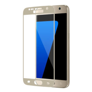 0.33mm Silk Printing Screen Protector for Samsung S7