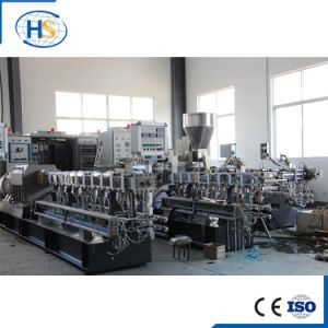 Plastic Beads Plastic Polymor Extrusion Machine for Color Masterbatch pictures & photos