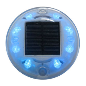 Solar Road Maker 8PCS LED Road Stud Flashing Light pictures & photos