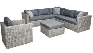 Garden Wicker Patio Rattan Lounge Sofa Set Outdoor Furniture pictures & photos