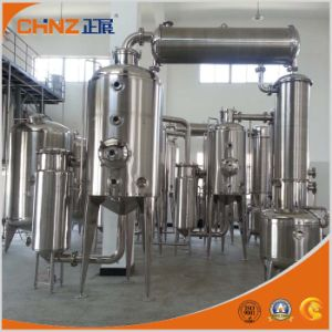 Wzn Single-Effect Vacuum Concentration Tank pictures & photos