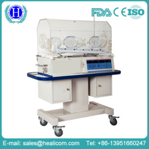 H-3000 Mobile Medical Infant Warmer Incubator pictures & photos