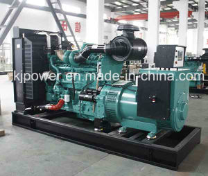 500kVA Silent Cummins Diesel Generator with Marathon Alternator pictures & photos