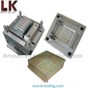 Refrigerator Drawer Injection Plastic Moulding with Fast Delivery pictures & photos