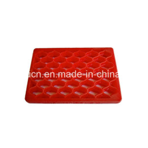 Customized Butyl Rubber Anti Vibration Pad / Isolation Dampener / Rubber Lifting Pad for Car Lift pictures & photos