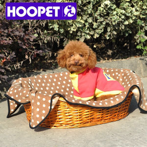 Plush Pet Bed Blanket Dog Car Blanket pictures & photos