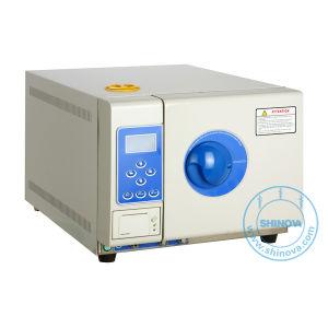 Tabletop Pre-Vacuum Sterilizer (PV-TD20/24) pictures & photos