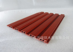 High Quality WPC Wall Decking Board / WPC Decking Outdoor pictures & photos