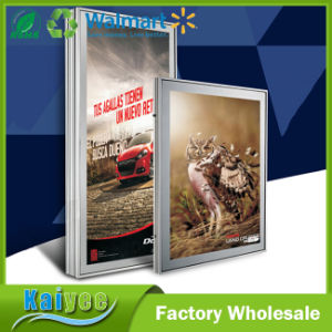 88mm&115mm Outdoor Waterproof Single/Double Side Light Box for Road pictures & photos